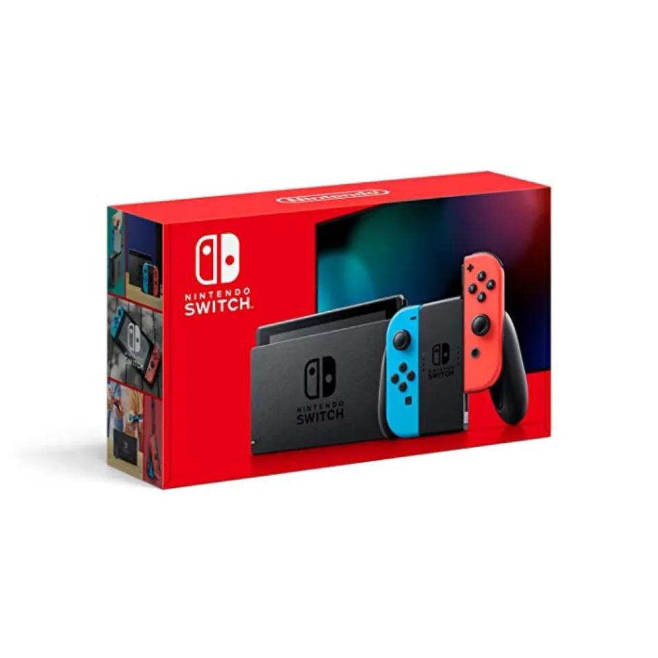 Walmart en línea: Nintendo switch neon 2.0 (nueva versión) envío gratis (pagando con Citibanamex)