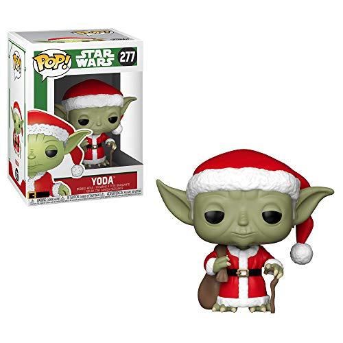 Amazon: Funko Pop Star Wars: Holiday - Santa Yoda