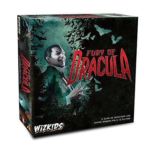 Amazon - Fury of Dracula juego de mesa