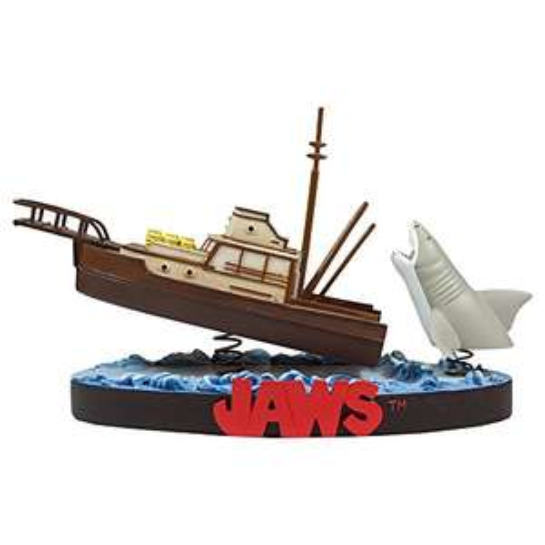 Amazon - Factory Entertainment Jaws Orca Attack Estatua de Movimiento Premium