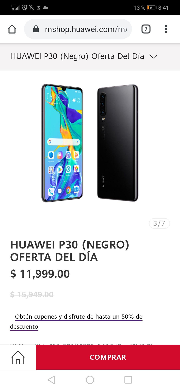 Tienda Huawei: Huawei P30