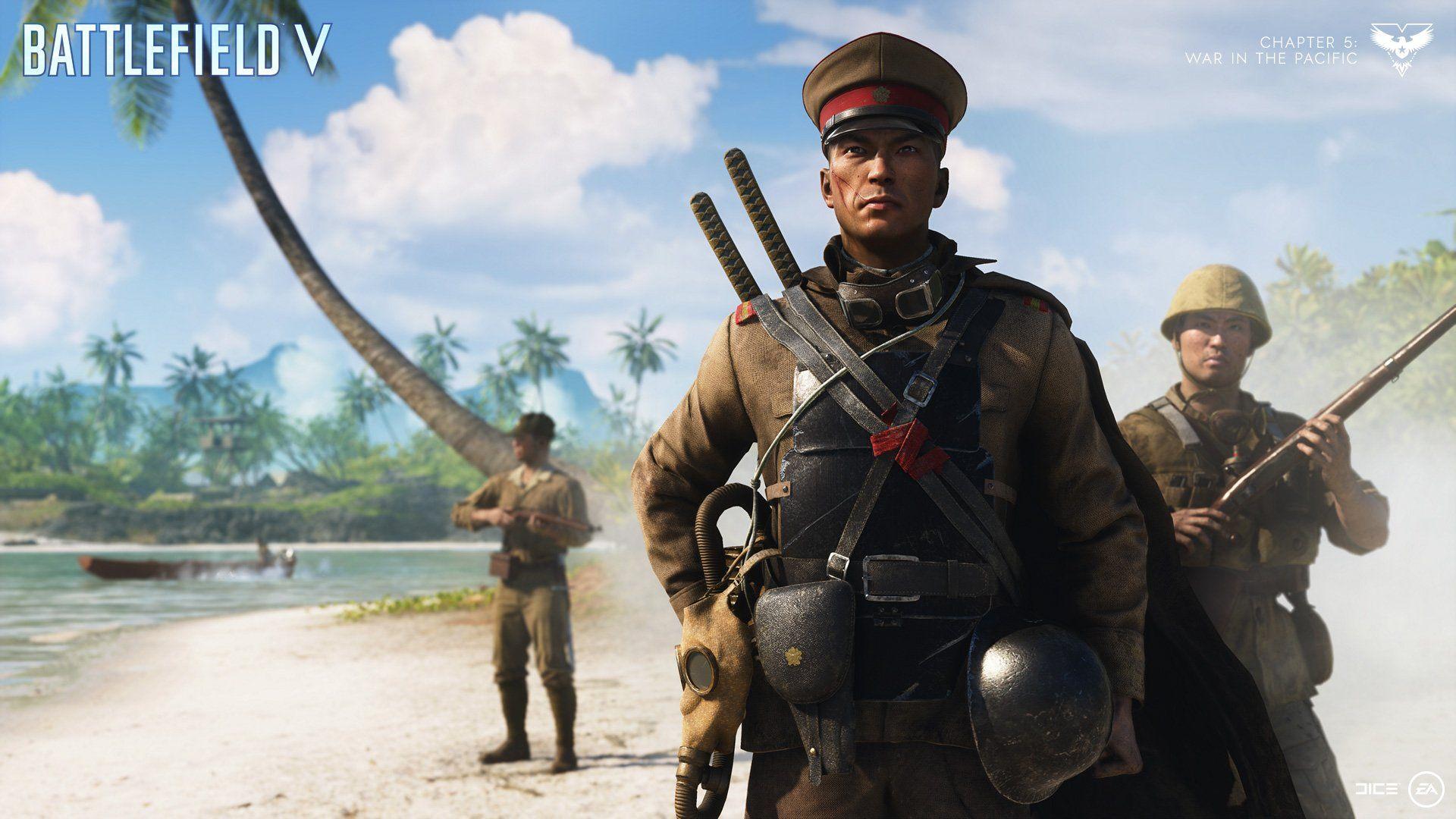 Prueba gratis Battlefield V en todas las plataformas
