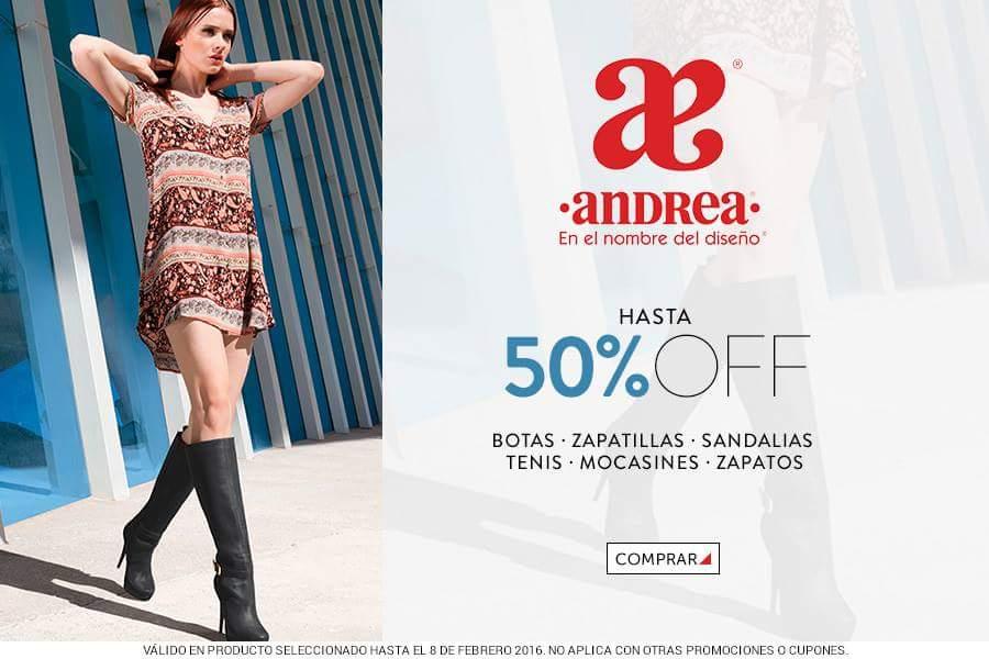 Dafiti: hasta 50% de descuento en calzado Andrea