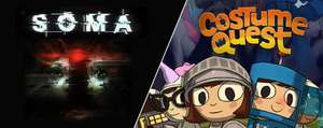 Epic Games: SOMA y Costume Quest (Gratis del 31 de octubre al 7 de noviembre)