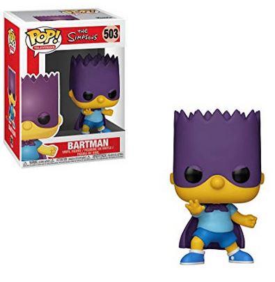 Liverpool: Funko Figura Pop! Bart-BARTMAN
