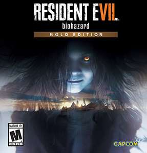 Amazon USA : Resident Evil 7 Gold Edition PS4