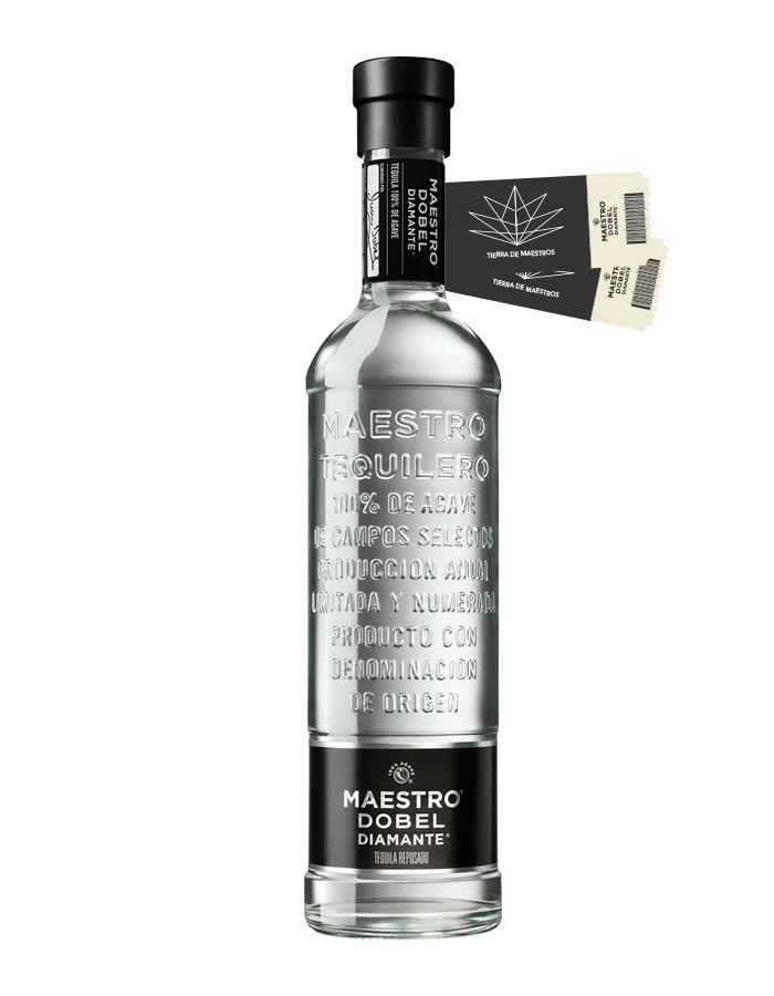 Merza Aniversario : Tequila Maestro Dobel Diamante