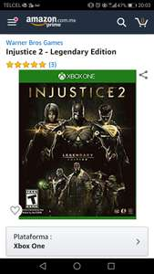 Amazon: Injustice 2 - Legendary Edition
