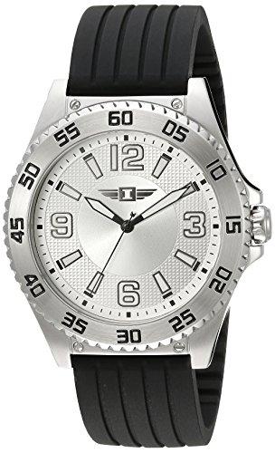 AMAZON MX: Reloj I by Invicta Silver Dial Black 20036-002 a $698.71