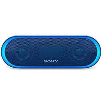 Amazon: Bocina inalámbrica Bluetooth Sony SRS-XB20