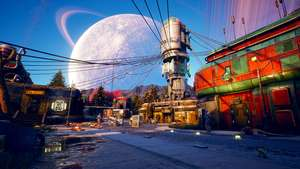 Xbox Game Pass: The Outer Worlds