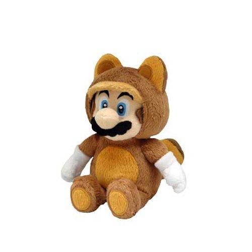 Amazon Little Buddy Tanooki Mario 9 Plush