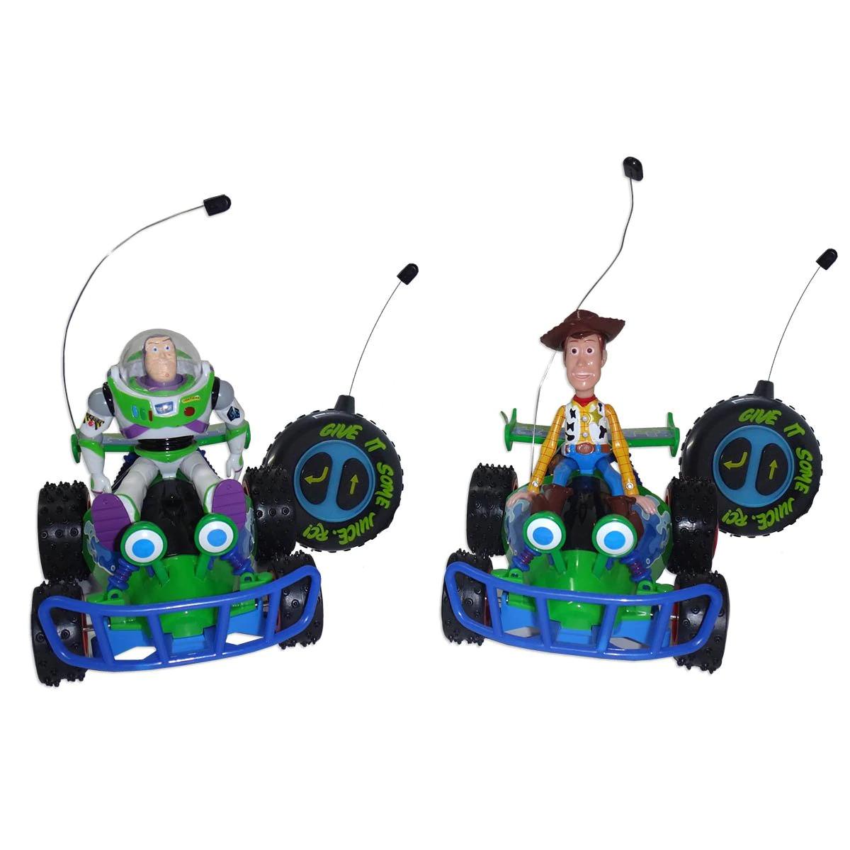 Sears y Costco - Vehiculos a Control Remoto, Toy Story (2 Modelos y Precios Distintos)