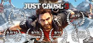 Steam: Just Cause 3 -85%