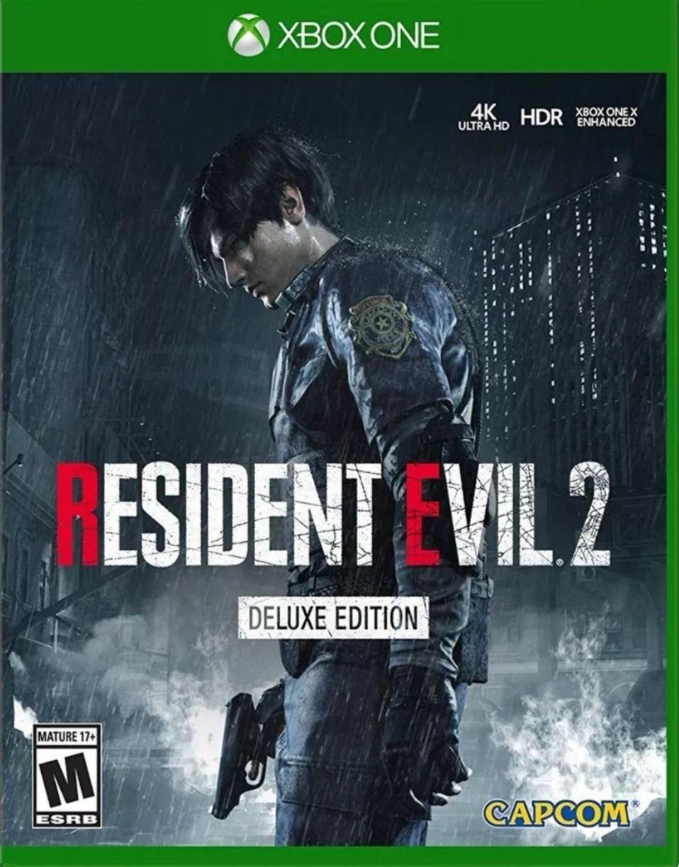 Microsoft Store Residente evil 2 remake Standard Edition y el deluxe está en 800 en tienda oficial microsoft