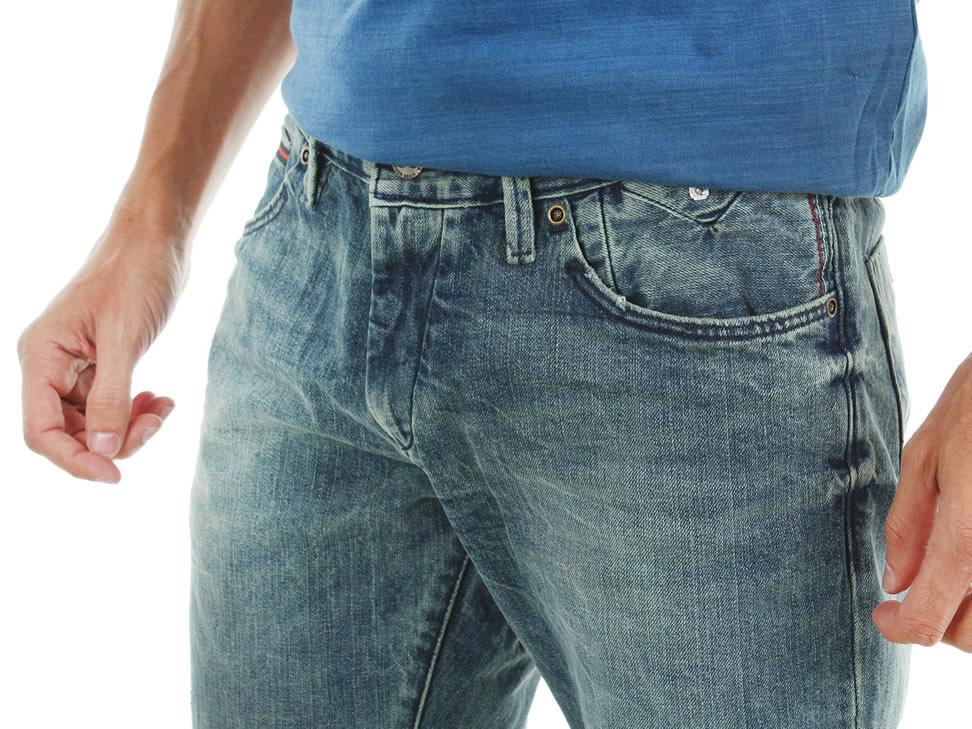 Liverpool Online: Jeans para caballero Tommy Hilfiger a $515 (70% de descuento)