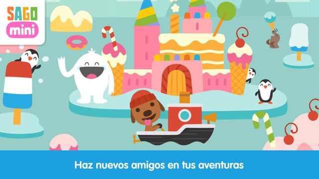 App Store: juego de SAGO Mini Caja Musical Gratis Precio real 3 dólares