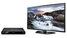"Sanborns: pantalla LED 42"" y reproductor blu-ray LG $7,599"