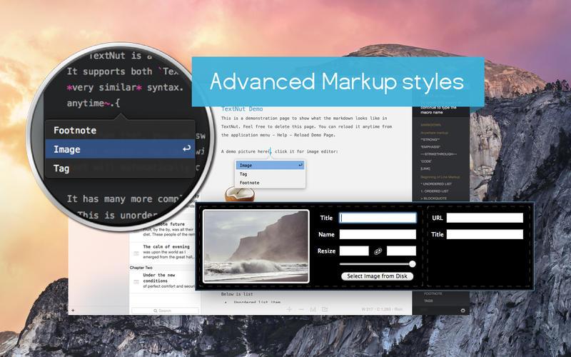 AppTEXTNUTpara OS X gratis con valor real de 25 dólares