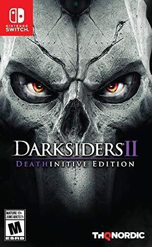 Amazon: Darksiders 2 Deathinitive Edition - Nintendo Switch