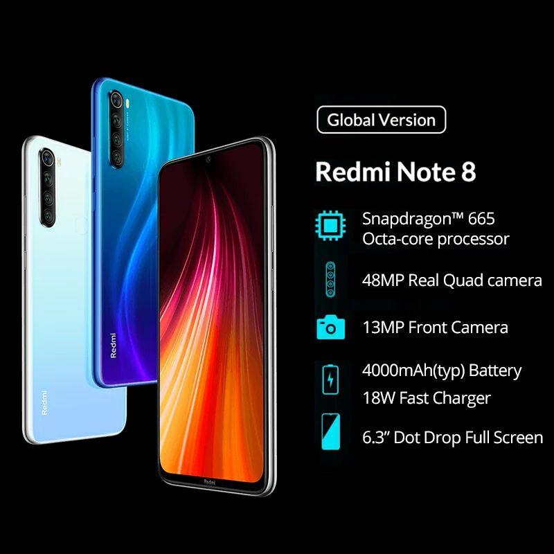 AliExpress: Redmi Note 8 4/128 GB Version Global (A Partir del 11;11)