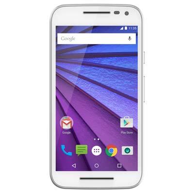 Elektra: Motorola Moto G3 Dual SIm 1Gb RAM 16GB Memoria Interna a $3149 con cupón