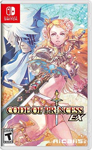 Amazon: Code of Princess EX para Nintendo Switch