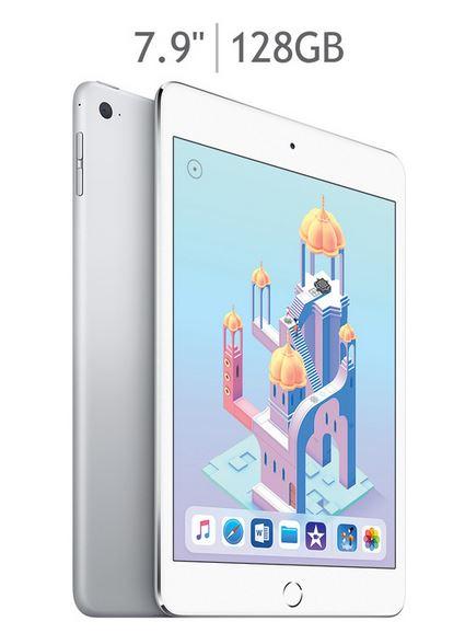 Costco: Apple iPad Mini 4 128GB plata
