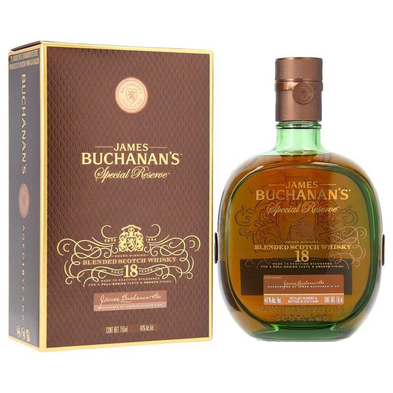 Bodegas Alianza: Buchanan's 18 reserva especial