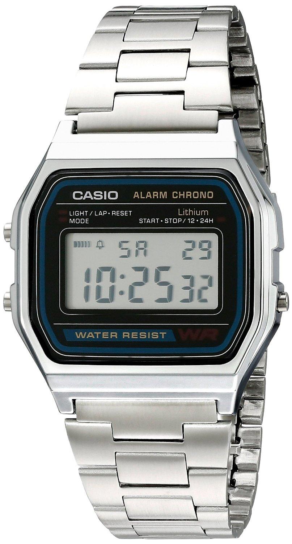 Amazon MX: Reloj Casio Plateado a $279