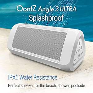 Amazon USA: OontZ Angle 3 Ultra Bocina Bluetooth 14W Waterproof