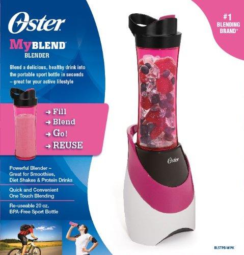 Amazon: Licuadora mini con Botella Oster