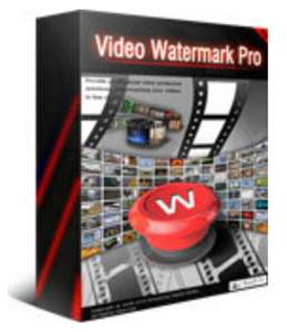 Video Water Mark Pro gratis por 3 días. Original 35 dólares