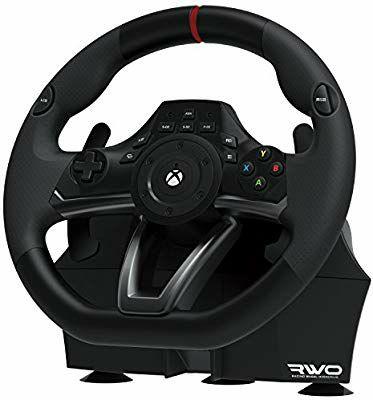 Amazon Volante simulador de auto de carreras XBOX HORI Racing Wheel