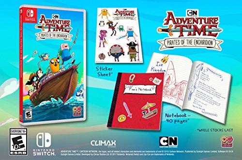 Amazon: Adventure Time: Pirates of the Enchiridion - Nintendo Switch Edition