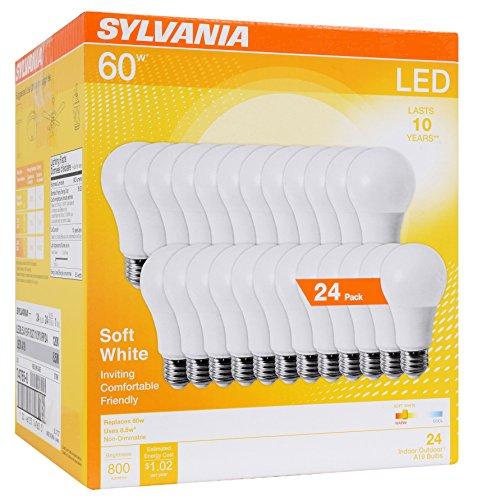 """Amazon: Foco Led Sylvania """"Soft White"""""""