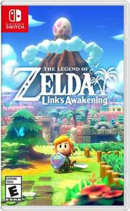 Amazon Mx: The Legend of Zelda Links Awakening - Nintendo Switch