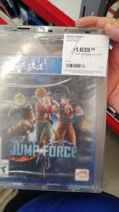 Sam's Club Plaza San Diego Puebla: Jump force ps4