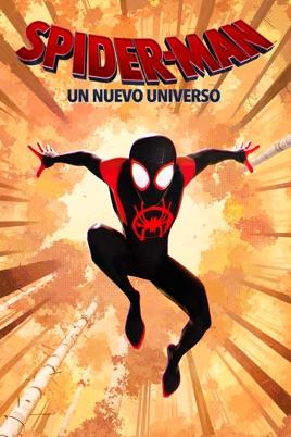 """iTunes """"Spiderman. Un nuevo universo"""""""