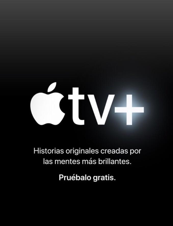 7 días gratis para Apple TV+