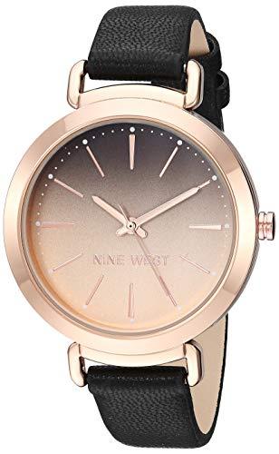 Amazon: Reloj Nine West 36mm Moda y mas en Oferta