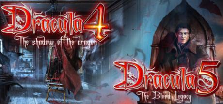 Dracula 4 y 5 Special Steam Edition