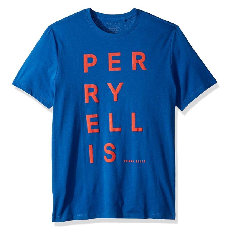 Amazon: Playera Perry Ellis ( Extra Grande)