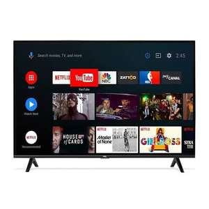 "Costco: TCL Pantalla 40"" Smart TV (Android TV) FHD LED"