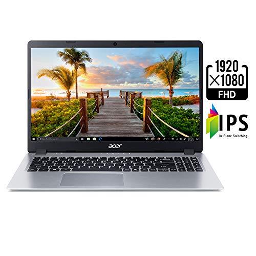 "Amazon USA: Laptop Acer Aspire 5, pantalla IPS Full HD de 15,6"", AMD Ryzen 3 3200U, Vega 3, 4 GB DDR4, 128GB SSD, teclado retroiluminado"