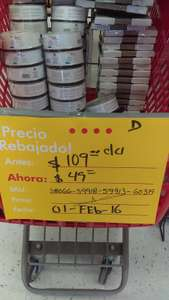 Office Depot: Torre 25 CD-RW $49 pesos