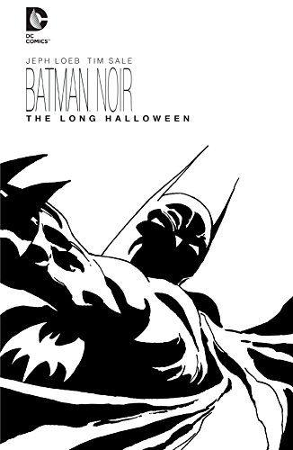 Amazon Kindle: Batman noir - The long halloween