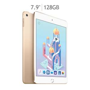 Costco: Apple iPad mini 4 128GB dorado