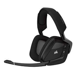 Amazon: Corsair VOID Wireless RGB Gaming Headset, RGB inalámbrico, Carbon