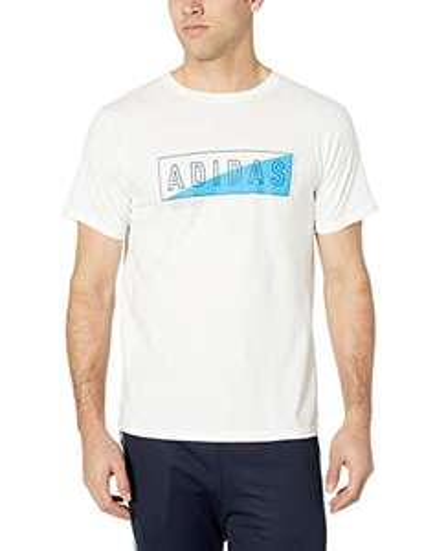 Amazon: Playera Adidas talla M